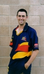 Ben A Johnson   -   Fred Godson Medalist (A-Grade One Dayers) in 1994/95 and 1999/00