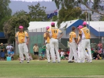 Jason Gillespie Testimonial Match at Glandore Oval